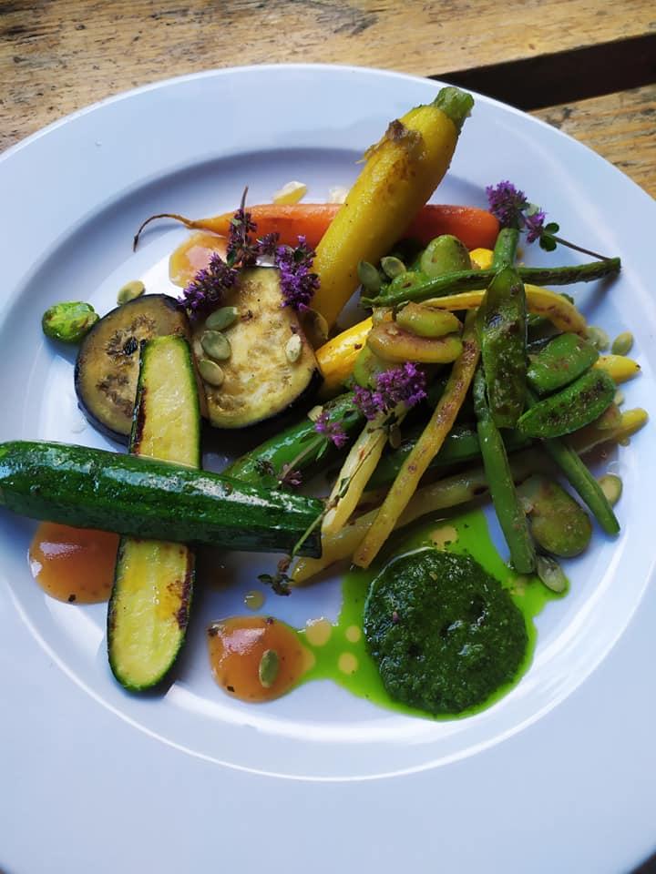 warzywne danie